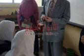 زين يطالب اجهور الاعدادية بنات بالمركز الاول في اوائل الطلبه