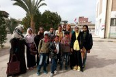 مشاركة إدارة البحر الاحمر التعليمية فى مسابقة إلقاء الشعر على مستوى الجمهورية