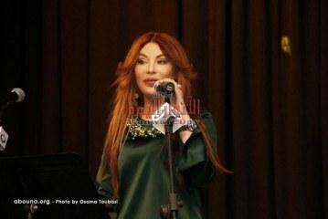 الكاتبة سارة السهيل ترفع شعار السلام والمحبة من أجل الإنسانية