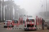 رياح شديدة تضرب مدن القليوبية وتعلن المرور الطوارئ تحسبا للحوادث