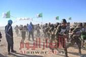 مغاوير الجيش الجزائري ينهون سباقهم بهذه النتائج
