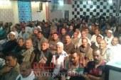بالصور رئيس مدينه سمسطا بنى سويف يعقد مؤتمر كلنا من أجل مصر