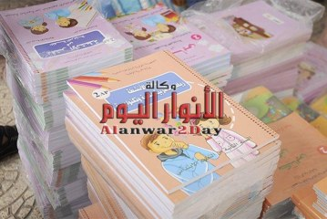 الكتاب المدرسي يصل متأخراً إلى المدارس الجزائرية