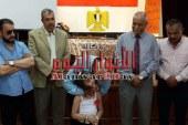 محافظ بورسعيد يطالب المجلس الاعلي للثقافة بتكثيف انشطتة حول التوعية