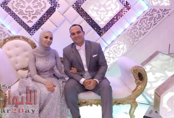 تهنئة بالخطوبه السعيدة للعروسين عمرو و هبة مقدمة من رئيس تحرير وكالة الأنوار اليوم
