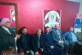 """تحت شعار """"كلنا مع السيسي من أجل حياة كريمة"""" مصر الثورة يحتفل بإفتتاح أمانة الجيزة…صور"""