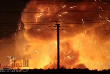 خمس  انفجارات تضرب تل أبيب