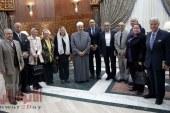 أعضاء المنتدى المصري للتنمية المستدامة: نقدر جهود الأزهر في نشر السلام وتعريز ثقافة الحوار