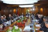 وزير التعليم يرأس اجتماع مجلس الجامعات الخاصة … و يشيد بصديق عفيفي