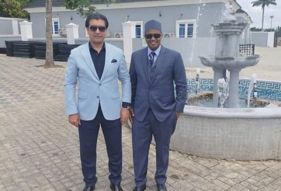 قرعة امم افريقياللمينى فوتبول بنيجيريا