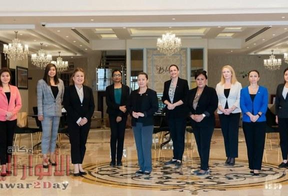 افتتاح فندق تايم أسما بدبي بفريق إدارة مكون بالكامل من النساء