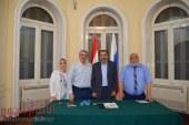 فى الزيارة الأولى لاتحاد كُتاب داغستان احميدوف: من ام الدنيا تحيا مصر
